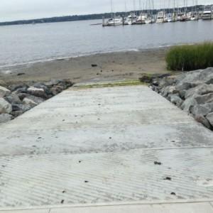 New Boat Ramp 2