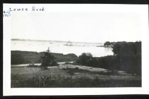 Lower Road July 1921